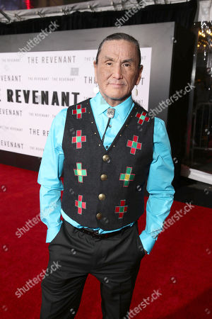 Duane Howard seen at Twentieth Century Fox World Premiere of 'The Revenant' at TCL Chinese Theatre, in Hollywood, CA