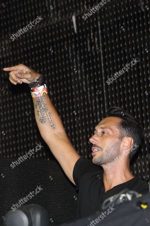 Cedric Gervais performs at the Ultra Music Festival at Bayfront Park, on in Miami, Florida