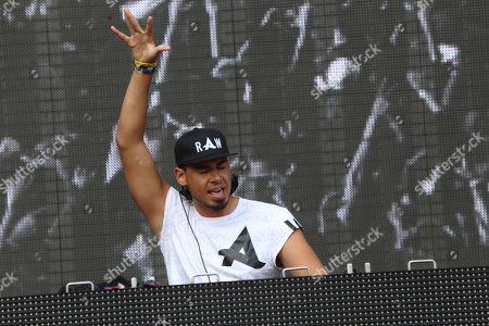 Editorial photo of Ultra Music Festival - Day Three, Miami, USA - 30 Mar 2014