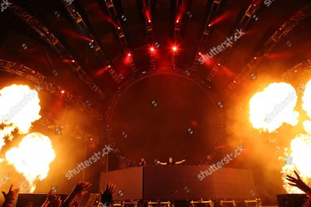 Editorial image of Ultra Music Festival - Day Three, Miami, USA - 30 Mar 2014