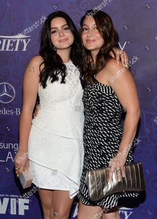 Editorial image of Variety And Women In Film Host Pre-Emmy Celebration, West Hollywood, USA - 23 Aug 2014