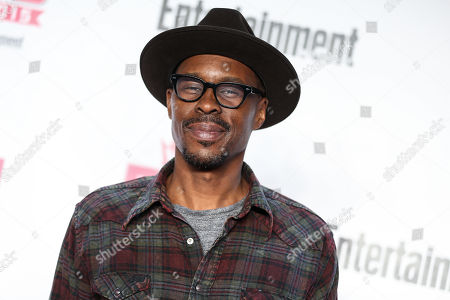 Wood Harris attends the VH1 Big In 2015 with Entertainment Weekly Award Show held at the Pacific Design Center, in West Hollywood, Calif