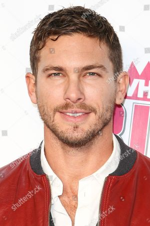 Stock Photo of Adam Senn attends the VH1 Big In 2015 with Entertainment Weekly Award Show held at the Pacific Design Center, in West Hollywood, Calif