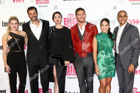 Editorial photo of VH1 Big In 2015 with Entertainment Weekly, West Hollywood, USA - 15 Nov 2015