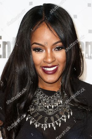 Malaysia Pargo attends the VH1 Big In 2015 with Entertainment Weekly Award Show held at the Pacific Design Center, in West Hollywood, Calif