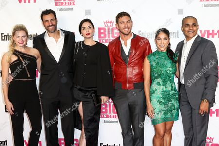 Editorial image of VH1 Big In 2015 with Entertainment Weekly, West Hollywood, USA - 15 Nov 2015