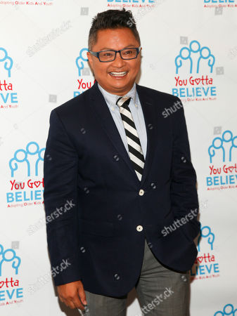 Editorial picture of Voices for The Voiceless: Stars for Foster Kids, New York, USA - 29 Jun 2015