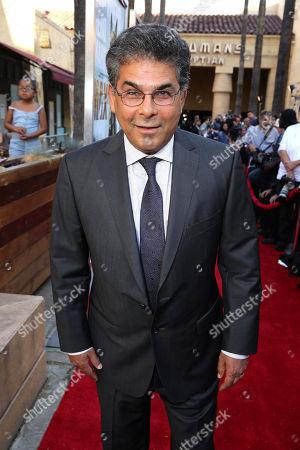 "Editorial image of Warner Bros. and Metro-Goldwyn-Mayer ""MAX"" Premiere, Los Angeles, USA - 23 Jun 2015"