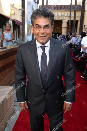 """Co-Writer Sheldon Lettich seen at the Warner Bros. and Metro-Goldwyn-Mayer """"MAX"""" Los Angeles Premiere on"""