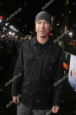 Director/Cinematographer Ericson Core seen at Warner Bros. Pictures and Alcon Entertainment present 'Point Break' at TCL Chinese Theatre, in Hollywood, CA