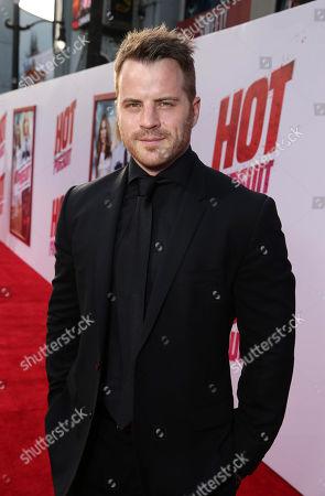 """Robert Kazinsky seen at Warner Bros. Premiere of """"Hot Pursuit"""", in Los Angeles"""