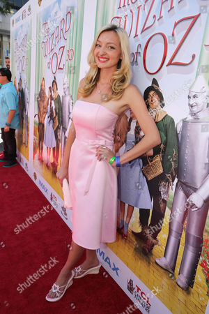Editorial image of Warner Bros. World Premiere Screening of The Wizard of Oz in IMAX 3D and the grand opening of TCL Chinese Theatre IMAX, Los Angeles, USA - 15 Sep 2013