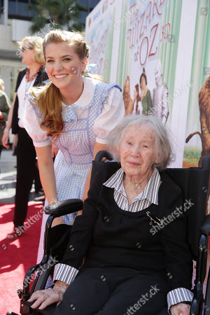 Editorial photo of Warner Bros. World Premiere Screening of The Wizard of Oz in IMAX 3D and the grand opening of TCL Chinese Theatre IMAX, Los Angeles, USA - 15 Sep 2013