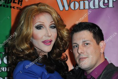 """Chad Michaels attends the """"World of Wonder"""" book release party at Universal Studios, in Los Angeles"""