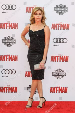 Christie Lynn Smith atten the world premiere of Marvel's 'Ant-Man' at the Dolby Theatre on in Los Angeles