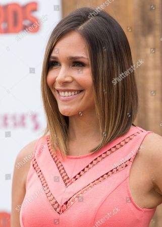 "Actress Joemy Blanco arrives at the world premiere of ""Free Birds"" at the Westwood Village Theatre on in Los Angeles"