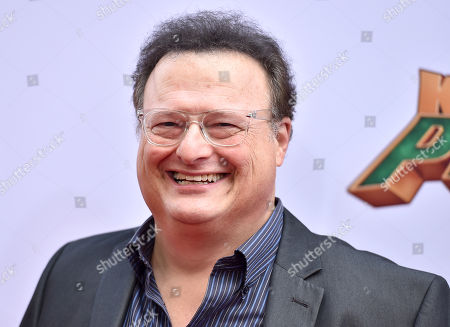 """Wayne Knight arrives at the world premiere of """"Kung Fu Panda 3"""" at the TCL Chinese Theatre, in Los Angeles"""