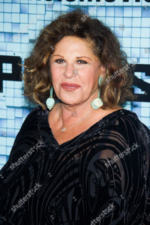 "Lainie Kazan attends the world premiere of ""Pixels"" at Regal E-Walk, in New York"