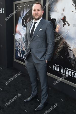 "Beau Flynn arrives at the World Premiere Of ""San Andreas"" held at the TCL Chinese Theater, in Los Angeles"