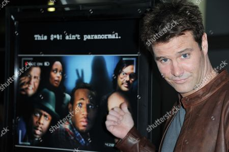 "Dave Sheridan attends the world premiere of ""A Haunted House"" at the Arclight Hollywood, in Los Angeles"