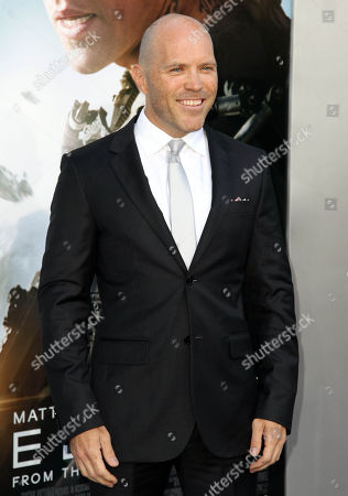 "Stock Picture of Josh Blacker arrives at the world premiere of ""Elysium"" at the Regency Village Theater on in Los Angeles"