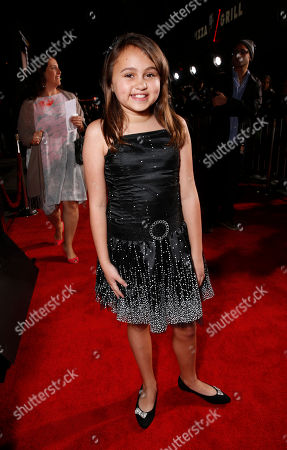 """Mary-Charles Jones attends the world premiere of """"Identity Thief"""" at the Mann Village Westwood on in Los Angeles"""