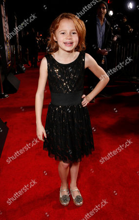 Editorial image of World Premiere of Identity Thief - Red Carpet, Los Angeles, USA - 4 Feb 2013