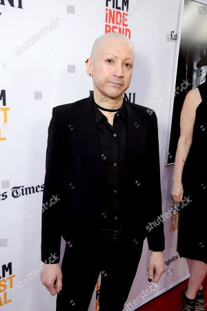 """Composer Joseph Bishara seen at World Premiere of New Line Cinema's """"The Conjuring 2"""" at 2016 LA Film Festival, in Los Angeles"""