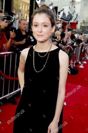 "Editorial picture of World Premiere of New Line Cinema's ""The Conjuring 2"" at 2016 LA Film Festival, Los Angeles, USA - 7 Jun 2016"