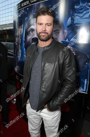 Stock Image of Dave Sheridan seen at the Los Angeles World Premiere of Open Road Films 'A Haunted House 2,' on in Los Angeles
