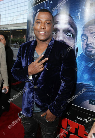 Stock Image of Won-G Bruny seen at the Los Angeles World Premiere of Open Road Films 'A Haunted House 2,' on in Los Angeles