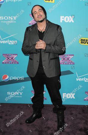 Editorial photo of X-Factor Finalists Party, Los Angeles, USA - 5 Nov 2012