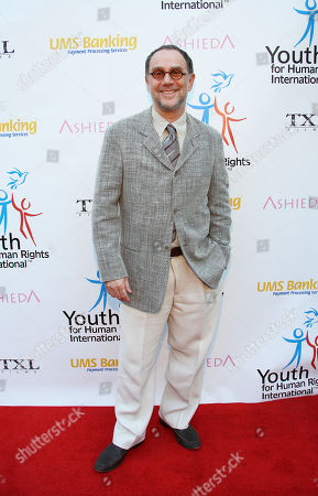 John Kassir arrives at Youth for Human Rights International Celebrity Benefit at Beso Hollywood on in Los Angeles