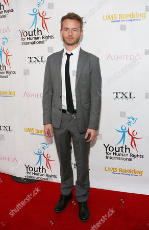 Chris Masterson arrives at Youth for Human Rights International Celebrity Benefit at Beso Hollywood on in Los Angeles