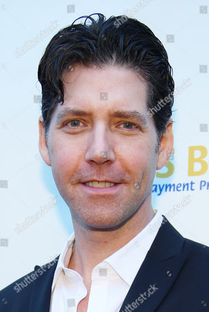 Stock Photo of James Barbour arrives at Youth for Human Rights International Celebrity Benefit at Beso Hollywood on in Los Angeles