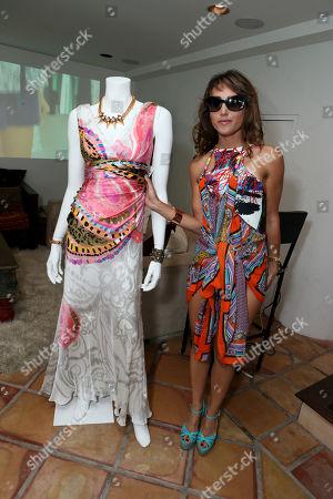 Chief Style Ambassador Rachel Heller hosts Zindigo Takes Malibu on in Malibu, CA