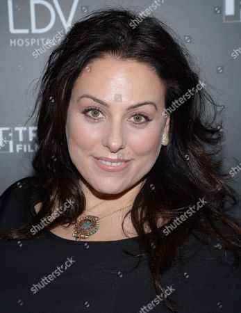 """First Time Fest co-founder Johanna Bennett attends the 20th anniversary screening of """"A Bronx Tale"""" presented by First Time Fest and Tribeca Film Institute on in New York"""