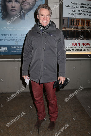 "Stock Image of Tate Donovan attends the Broadway opening night of ""Constellations"" at the Samuel J. Friedman Theatre, in New York"