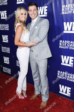 """Editorial image of """"Marriage Boot Camp Reality Stars"""" Premiere Party, Los Angeles, USA - 28 May 2015"""