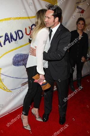 "Chelsea Handler and Jason Patric arrive at the ""Stand Up For Gus"" Benefit at Bootsy Bellows on in West Hollywood, Calif"
