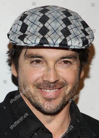"""Jason Gedrick arrives at the """"Stand Up For Gus"""" Benefit at Bootsy Bellows on in West Hollywood, Calif"""