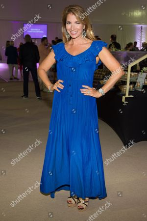 "Reality TV star Jill Zarin attends the 12th Annual ""A Hamptons Happening"", celebrating the 40th Anniversary of the Samuel Waxman Cancer Research Foundation, at a private Bridgehampton residence, in New York"
