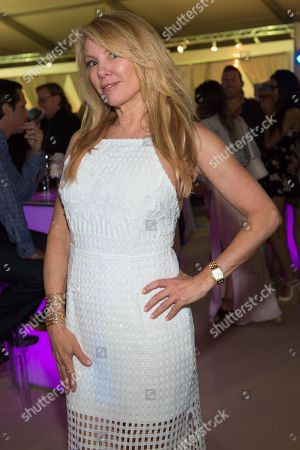 "Reality TV star Ramona Singer attends the 12th Annual ""A Hamptons Happening"", celebrating the 40th Anniversary of the Samuel Waxman Cancer Research Foundation, at a private Bridgehamton residence, in New York"