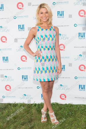 Diem Brown attends the 17th Annual Super Saturday Ovarian Cancer Research Fund Benefit, presented by QVC, at Nova's Ark Project in Water Mill, in New York