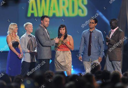 Editorial image of 2012 Do Something Awards - Show, Santa Monica, USA - 19 Aug 2012