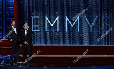 Editorial picture of 2012 Primetime Creative Arts Emmy Awards - Show, Los Angeles, USA - 15 Sep 2012