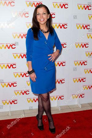 NEW YORK, NY - NOVEMBER 13: Wendy Diamond attends the 2012 Women's Media Awards at Guastavino's on in New York