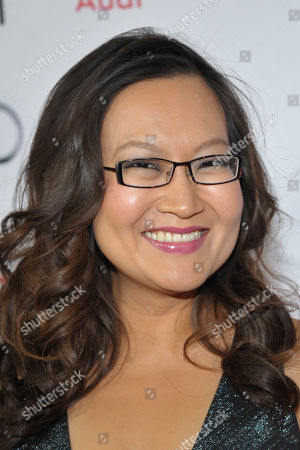 """Helen Hong arrives on the red carpet at the 2013 AFI FEST premiere of """"Inside Llewyn Davis"""" at the TCL Chinese Theatre on in Los Angeles"""