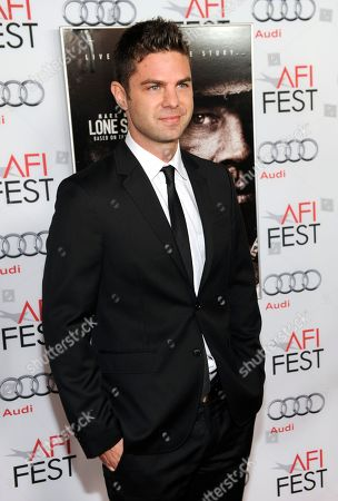 "Sterling Jones arrives at the AFI FEST premiere of ""Lone Survivor"" at the TCL Chinese Theatre, in Los Angeles"