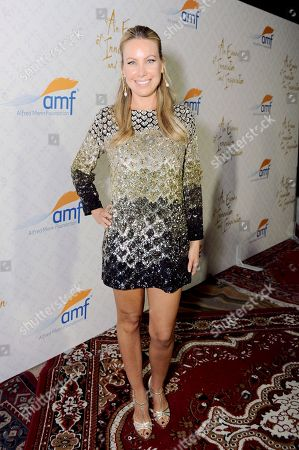 Stock Picture of Cassandra Mann arrives at the 10th annual Alfred Mann Foundation Gala, in Beverly Hills, Calif
